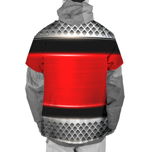 Накидка на куртку 3D  Фото 02, MERCEDES-BENZ