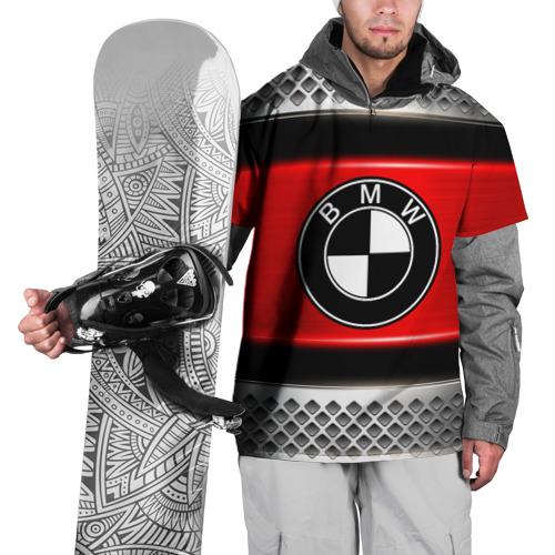 Накидка на куртку 3D  Фото 01, BMW
