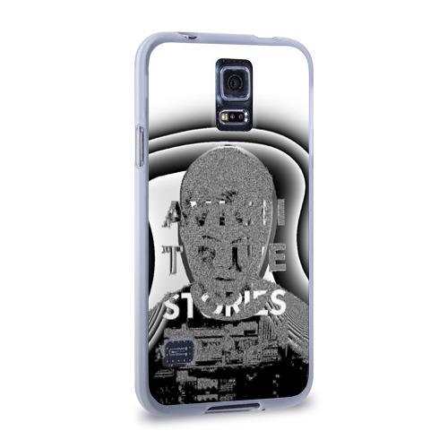 Чехол для Samsung Galaxy S5 силиконовый  Фото 02, Avicii