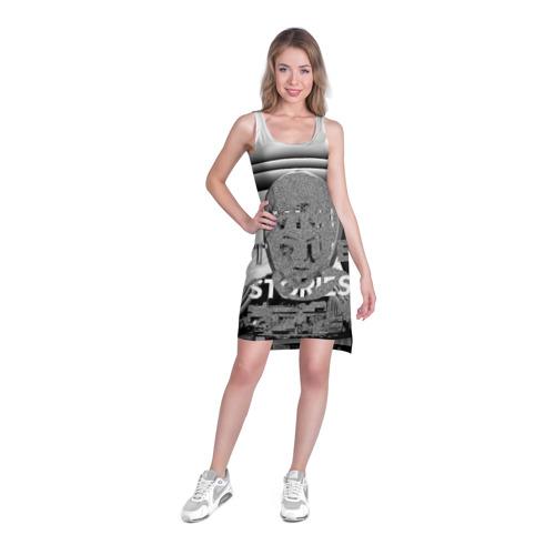 Платье-майка 3D  Фото 03, Avicii