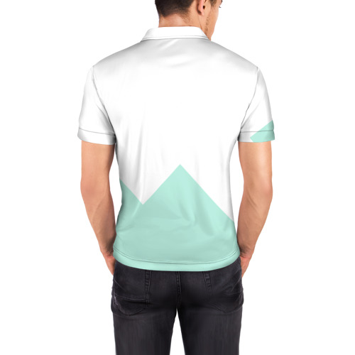 Мужская рубашка поло 3D  Фото 04, Авичи