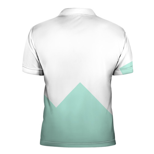 Мужская рубашка поло 3D  Фото 02, Авичи