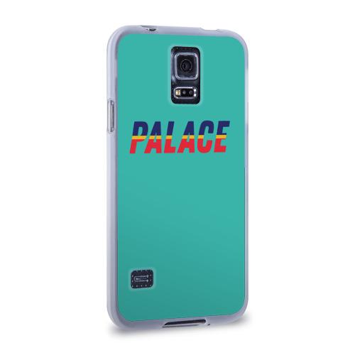 Чехол для Samsung Galaxy S5 силиконовый  Фото 02, мода Palace