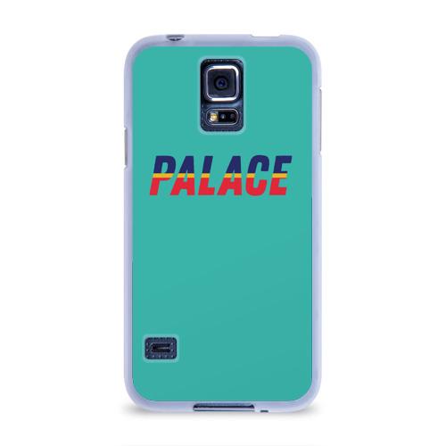 Чехол для Samsung Galaxy S5 силиконовый  Фото 01, мода Palace