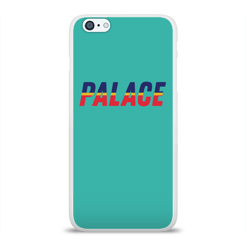 Чехол для Apple iPhone 6Plus/6SPlus силиконовый глянцевый  Фото 01, мода Palace