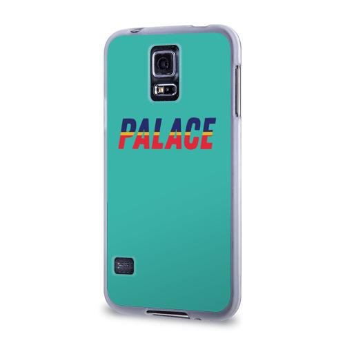 Чехол для Samsung Galaxy S5 силиконовый  Фото 03, мода Palace