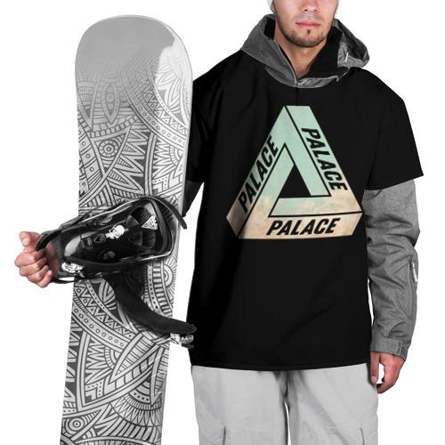 Накидка на куртку 3D  Фото 01, Trend Palace