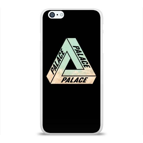 Чехол для Apple iPhone 6Plus/6SPlus силиконовый глянцевый  Фото 01, Trend Palace