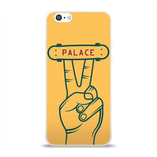 Чехол для Apple iPhone 6 силиконовый глянцевый  Фото 01, Palace