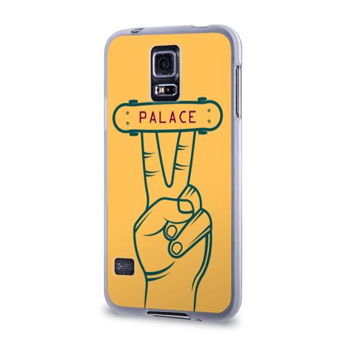 Чехол для Samsung Galaxy S5 силиконовый  Фото 03, Palace