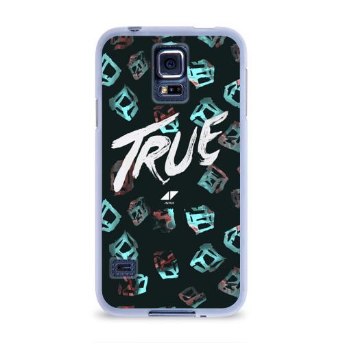 Чехол для Samsung Galaxy S5 силиконовый  Фото 01, Avicii - true