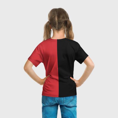 Детская футболка 3D  Фото 04, Чикаго Буллз