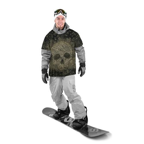 Накидка на куртку 3D  Фото 03, Хранитель тьмы