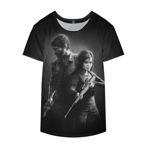 Накидка на куртку 3D  Фото 04, The Last of Us