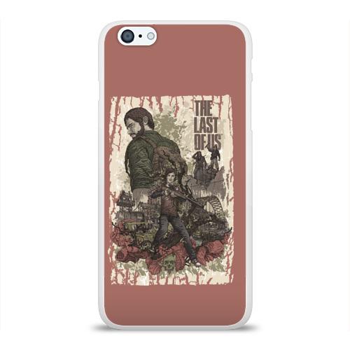 Чехол для Apple iPhone 6Plus/6SPlus силиконовый глянцевый The Last of Us_3 Фото 01