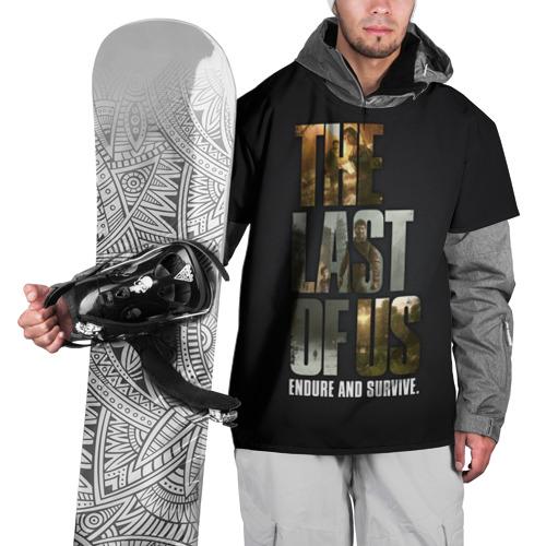 Накидка на куртку 3D  Фото 01, The Last of Us