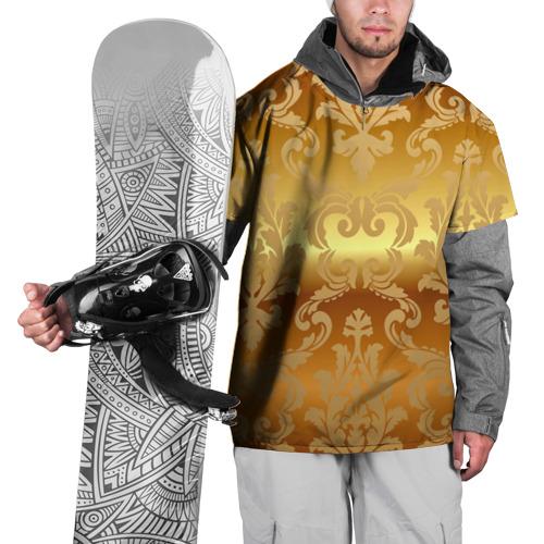Накидка на куртку 3D  Фото 01, GOLD #1