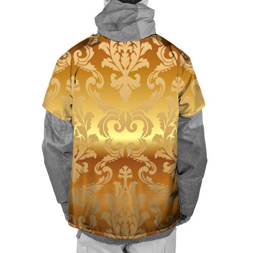 Накидка на куртку 3D  Фото 02, GOLD #1