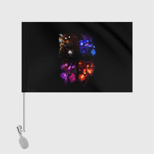 Флаг для автомобиля  Фото 02, Five Nights At Freddy's (4)