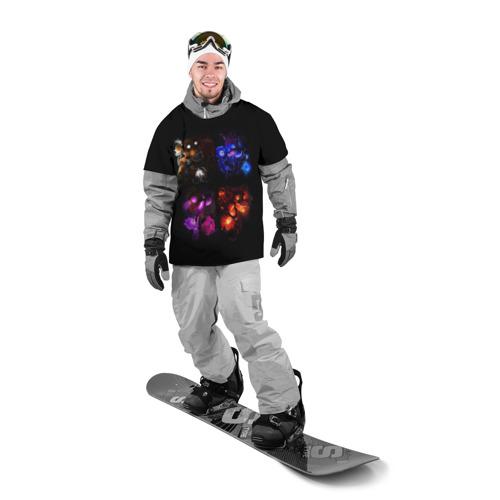 Накидка на куртку 3D  Фото 03, Five Nights At Freddy's (4)
