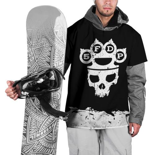 Накидка на куртку 3D  Фото 01, Five Finger Death Punch