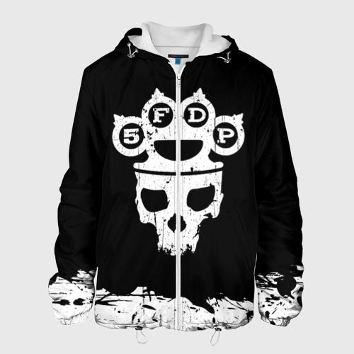 Мужская куртка 3D  Фото 01, Five Finger Death Punch