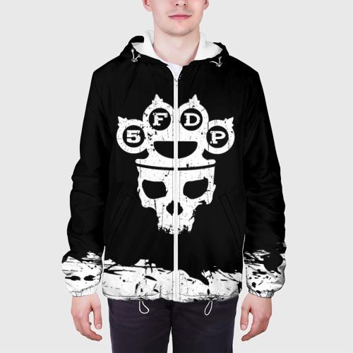 Мужская куртка 3D  Фото 04, Five Finger Death Punch