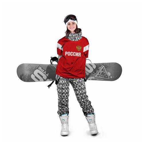 Накидка на куртку 3D  Фото 05, Сборная России