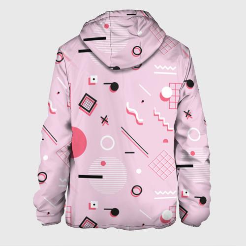 Мужская куртка 3D  Фото 02, Арт-деко