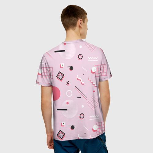 Мужская футболка 3D  Фото 02, Арт-деко