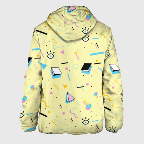 Мужская куртка 3D  Фото 02, Веселая абстракция