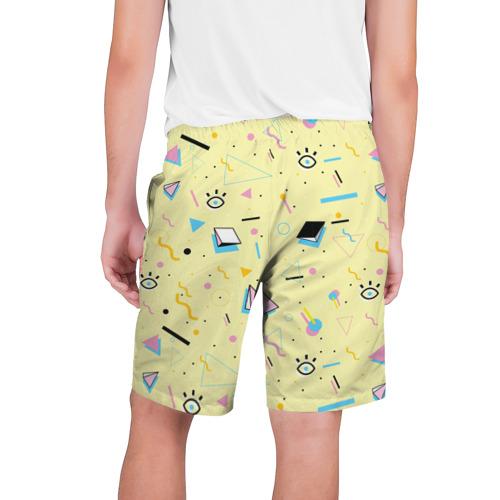 Мужские шорты 3D  Фото 02, Веселая абстракция