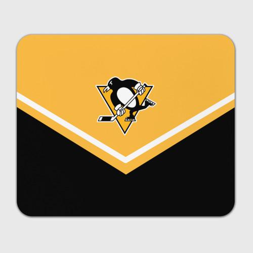Коврик для мышки прямоугольный  Фото 01, Pittsburgh Penguins (Форма 1)