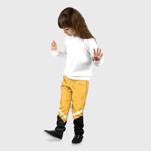 Детские брюки 3D Pittsburgh Penguins (Форма 2) Фото 01
