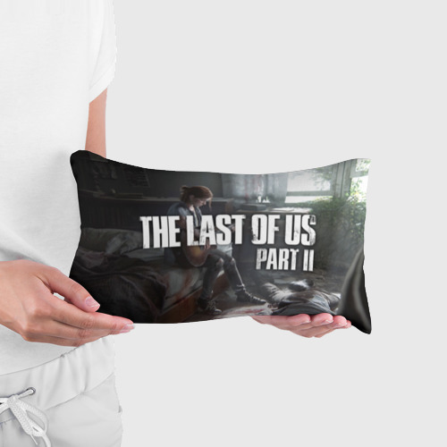 Подушка 3D антистресс  Фото 03, The Last of Us part II