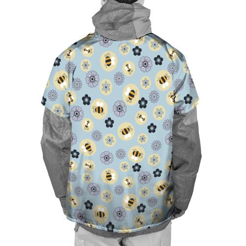 Накидка на куртку 3D  Фото 02, Пчелки