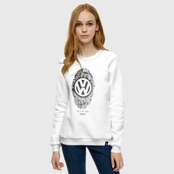 Volkswagen it's in my DNA