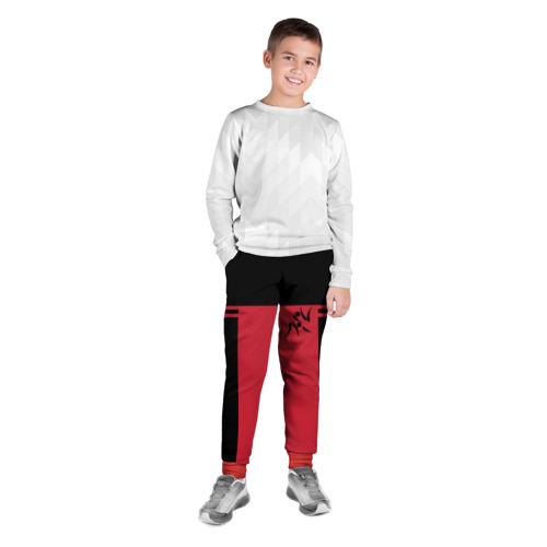 Детские брюки 3D  Фото 03, Дзюдо