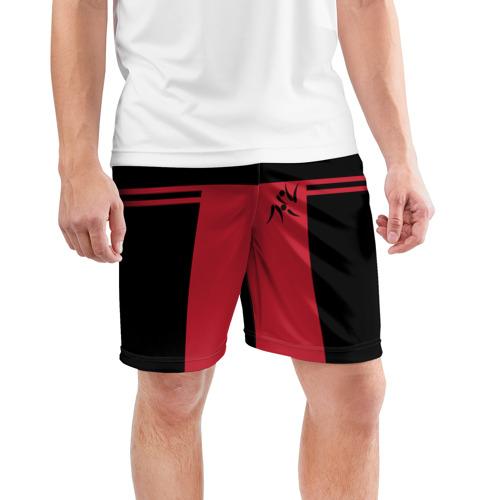 Мужские шорты 3D спортивные  Фото 03, Дзюдо