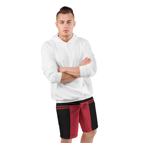 Мужские шорты 3D спортивные  Фото 05, Дзюдо