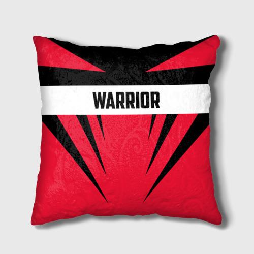 Подушка 3D Warrior One фото