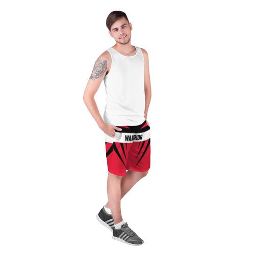 Мужские шорты 3D  Фото 03, Warrior