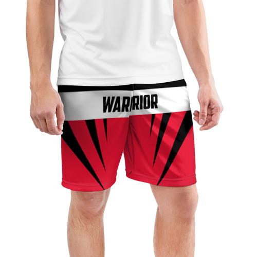 Мужские шорты 3D спортивные  Фото 03, Warrior