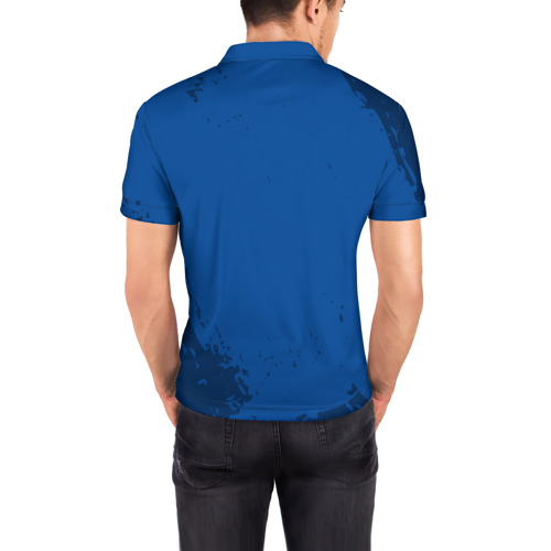 Мужская рубашка поло 3D  Фото 04, CHELSEA SPORT