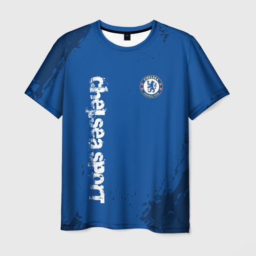Мужская футболка 3D CHELSEA SPORT