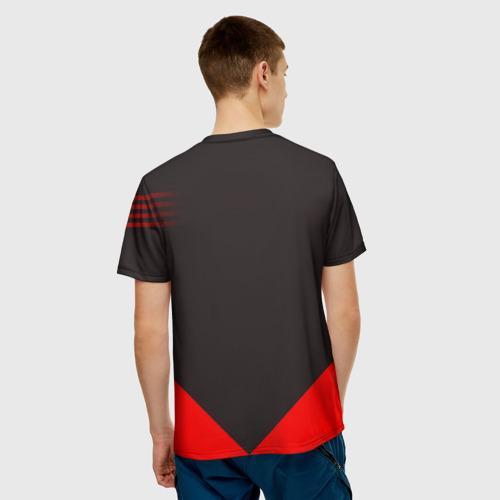 Мужская футболка 3D  Фото 02, USSR