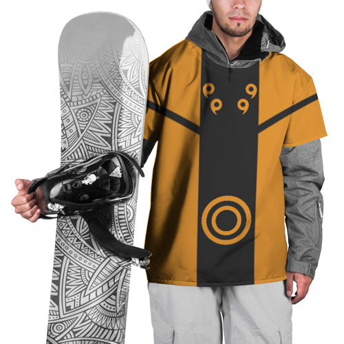 Накидка на куртку 3D Наруто XS
