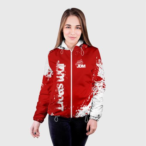 Женская куртка 3D  Фото 03, JDM SPORT
