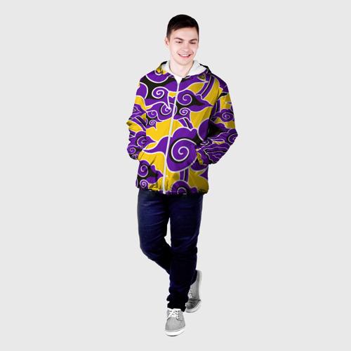 Мужская куртка 3D  Фото 03, Облака