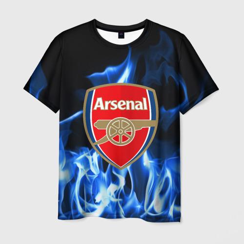 Мужская футболка 3D ARSENAL